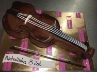 tort skrzypce, od 2,5 kg