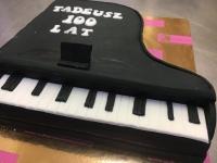 tort fortepian