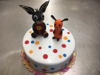 tort królik