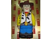 tort toy story szeryf chudy