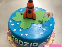 tort rakieta