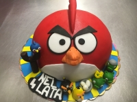 tort angry birds, od 2,5 kg