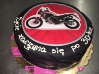 tort z motorem