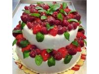 tort owocowy, od 3 kg