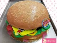tort burger od 3,5 kg