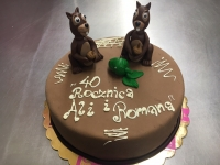 tort wiewiórki od 2,5 kg