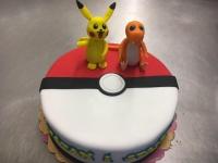 tort pokemony