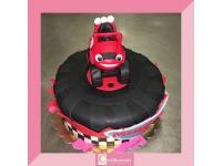 tort samochodzik, od 2,5 kg