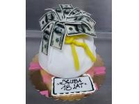 tort dolary