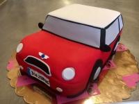 tort samochod od 3 kg