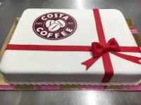 tort dla firm costa coffee