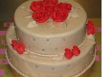 tort wesele piętrowy 3 kg