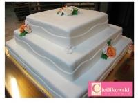 tort wesele, 12 kg