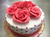 tort róze od 2,5 kg